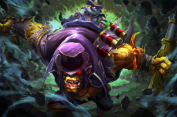 Loading Screen of the Darkbrew Enforcer
