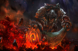 Tine of the Behemoth Loading Screen