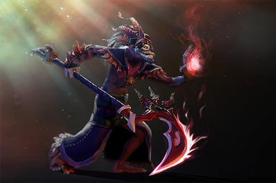 Genuine Загрузочный экран «Shadow Flame»