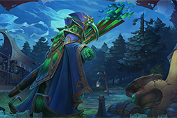 Arcane Defiance Loading Screen