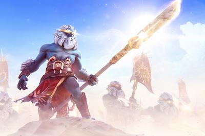 Genuine Загрузочный экран «Vengeance of the Sunwarrior»