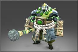 Auspicious Strength of the Demon Stone Set