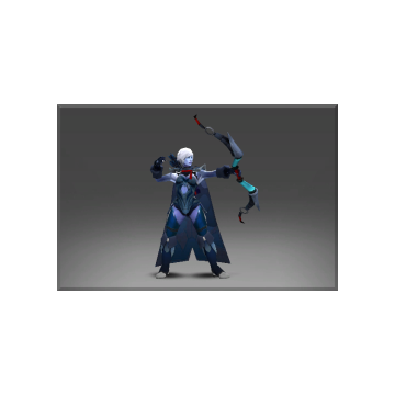 free dota2 item Sylvan Guard's Finery Set