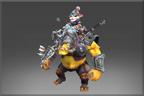 Набор «Toxic Siege Armor»