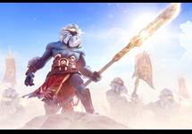 Inscribed Vengeance of the Sunwarrior