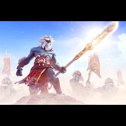 Vengeance of the Sunwarrior