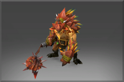 Heavy Barbed Armor Set