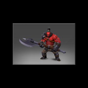free dota2 item Cursed Heavy Steel Armor Set