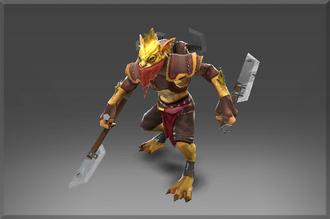 Hardened Hunter's Gear Set