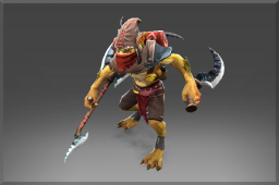 Hunter of the Blood Stained Sands Set