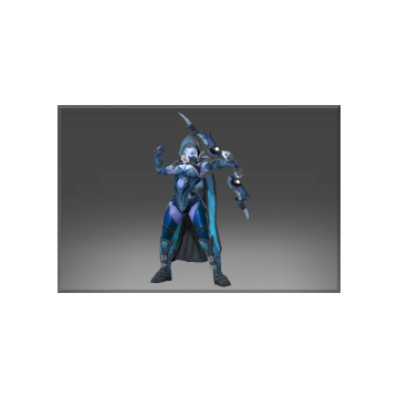 free dota2 item Death Shadow Set