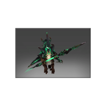 free dota2 item Cursed Dragon Forged Set