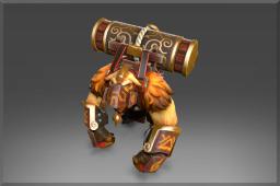 Golden Reel Guardian Set
