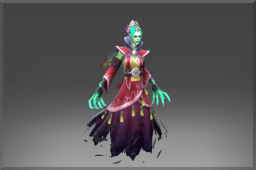 Foreteller's Robes Set