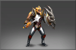 Fire-Blessed Mail of the Drake Set