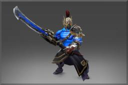 Auspicious Armour of The Iron Drakken