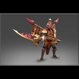 Commander of the Dragon Guard Set