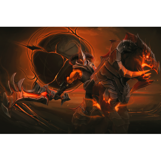 Inscribed Champion of Discord - Dota 2 In-Game Items