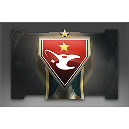 Inscribed Team Pennant: Mousesports