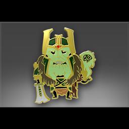 Genuine Pin: Wraith King