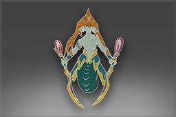 Genuine Classic Pin: Naga Siren