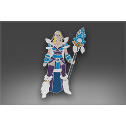 Genuine Classic Pin: Crystal Maiden