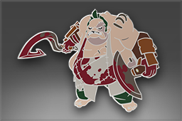 Genuine Classic Pin: Pudge