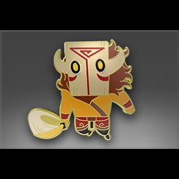 Genuine Pin: Juggernaut