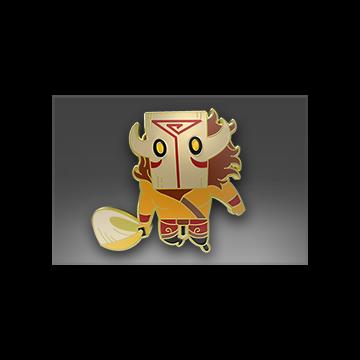 free dota2 item Genuine Pin: Juggernaut