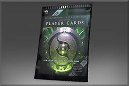 International 2018 Player Card Pack