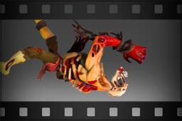 Taunt:  Chain Break Dance