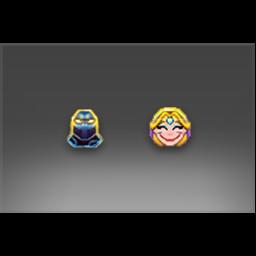 Genuine Emoticharm 2015 Emoticon Pack 7