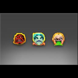 Genuine Emoticharm 2015 Emoticon Pack 5