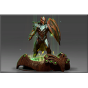 Heroic Effigy of The Fall 2016 Battle Pass Level II