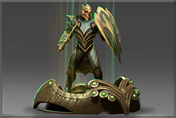 Heroic Effigy of The Fall 2016 Battle Pass Level I