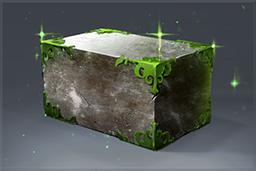 Effigy Block of The Fall 2016 Battle Pass Level III