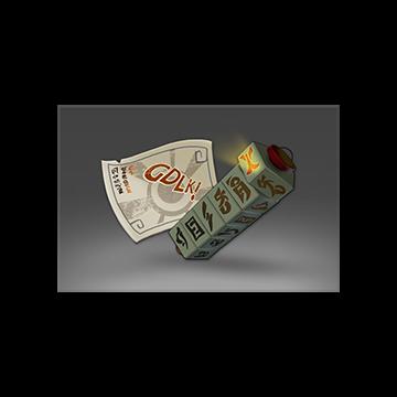 free dota2 item Gem Pack: Godlike
