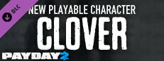 PAYDAY 2: Clover Character Pack
