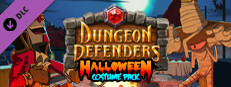Dungeon Defenders Halloween Costume Pack