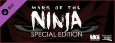 Mark of the Ninja: Special Edition DLC