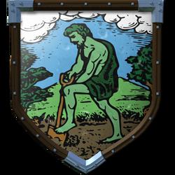 Coat of Arms - Green Farmer
