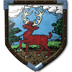 Coat of Arms - Stag