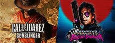 Call of Juarez Gunslinger + Far Cry 3 - Blood Dragon
