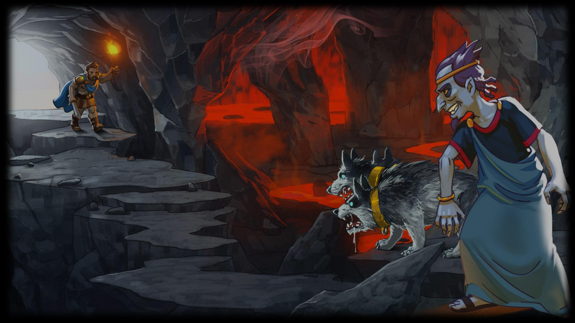 Hades (Profile Background)