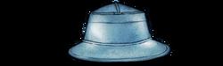 Two-piece kettle hat