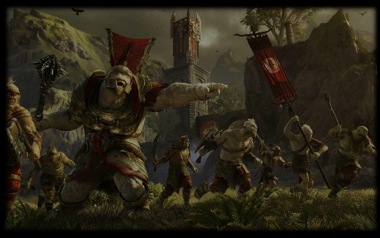 Showcase :: Middle-earth™: Shadow of War™