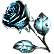 :Frozen_Rose: