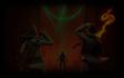 Demon background