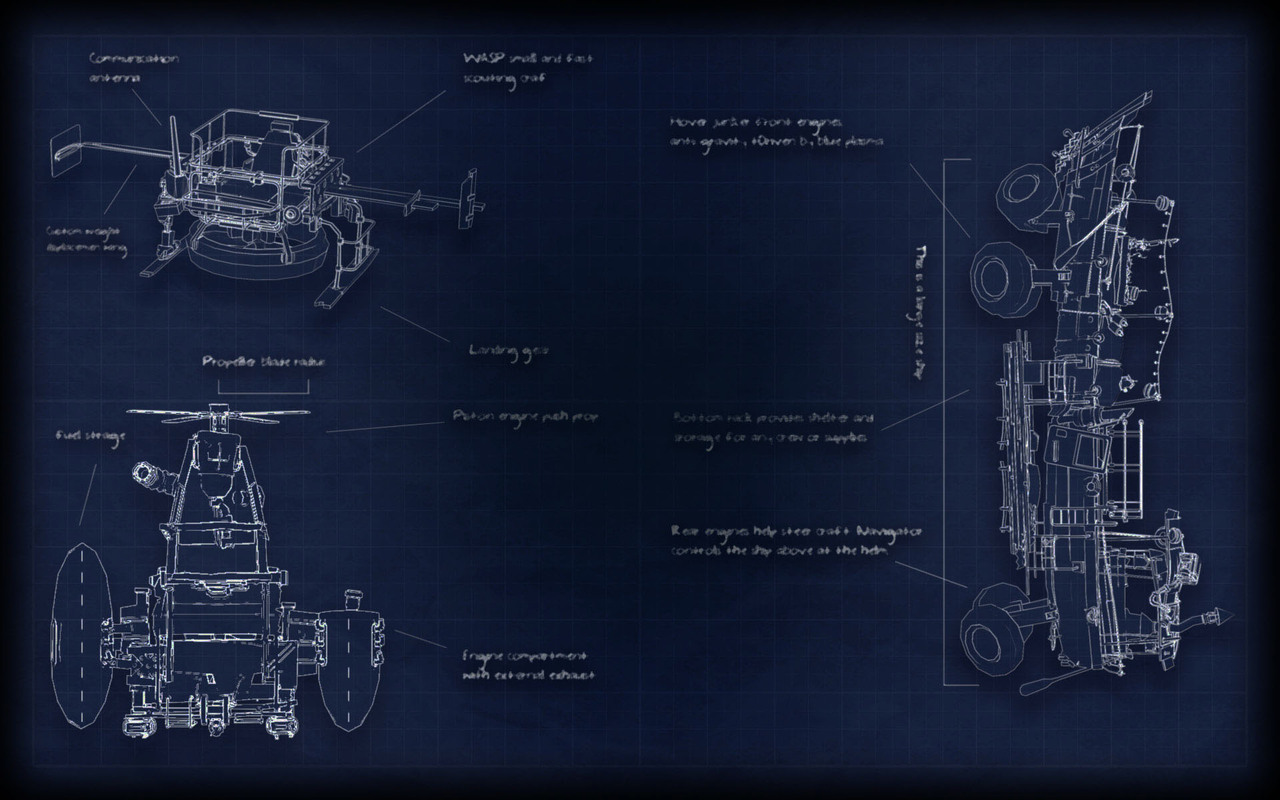 Steam Card Exchange Showcase Hover Junkers Schematic Maker Jam And Jelly Diagram Image In Backgrounds