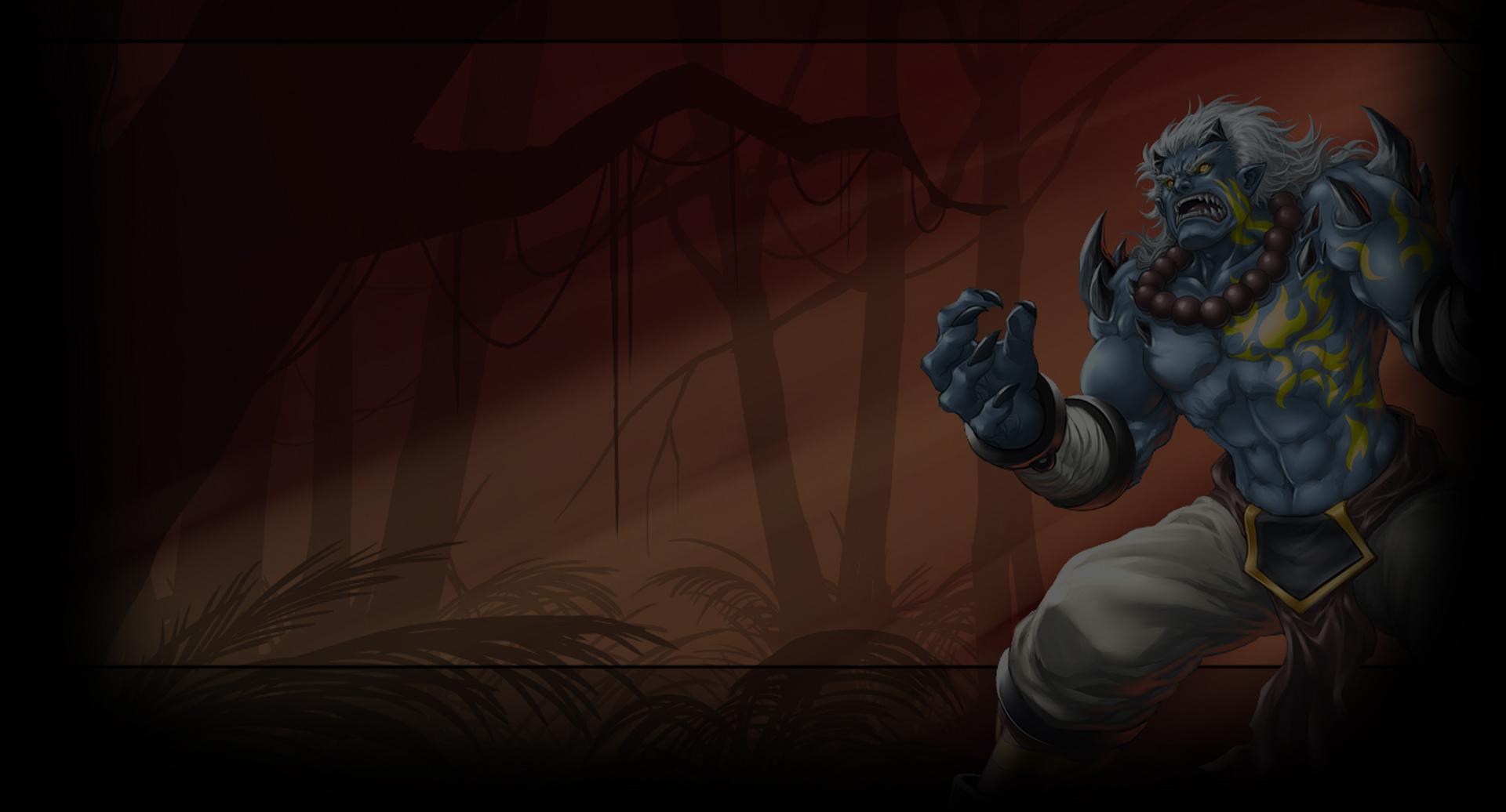 Showcase :: Shadow Heroes: Vengeance In Flames